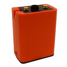 Bendix King LAA0139 Replacement Clamshell - Orange, for DPH, GPH