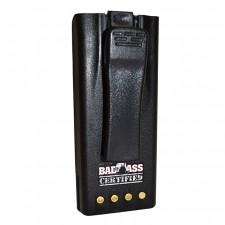 Bendix King KAA0100 Replacement Battery, BADASS Black, 2250 mAh / Li-Ion, for KNG